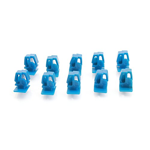 Side Moulding Clip (20PCS Body Side Moulding Clip Retainer For Acura CL For Honda Accord)