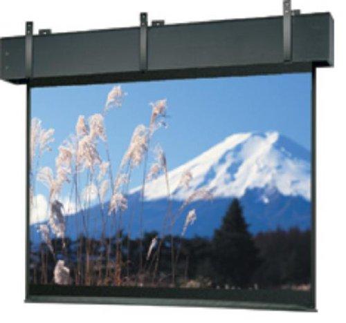 Da-Lite Professional Electrol Video Format - Projection Screen (Motorized 120 V) - 295 In ( 749 Cm ) - 4:3 - Matte White - Black Primer Coat