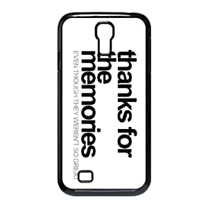 Samsung Galaxy S4 9500 Cell Phone Case Black Fall out boy XHZ Phone Case For Boys Personalized