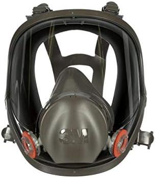 3M 6900 - Respirador grande termoplástico con arnés de 4 puntos y ...