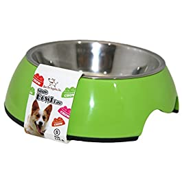 Best Pet Supplies BW01 – Single Feeding Bowls for Pets