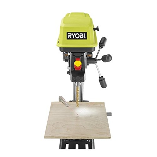 ryobi dp103l 10 in drill press green hardware tools. Black Bedroom Furniture Sets. Home Design Ideas