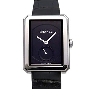 new style 4116f e2729 Amazon   シャネル CHANEL ボーイフレンド L H5319 新品 腕時計 ...