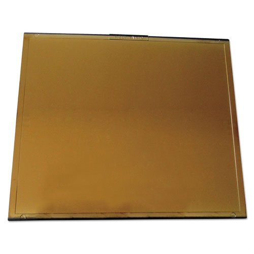 Anchor Brand Gold-Coated Polycarbonate Filter Plates - Includes 15 filter plates.