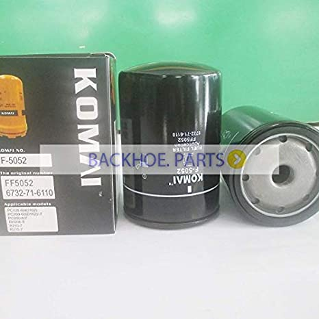 amazon com: for hyundai excavator r130w-3 r140w-7 r170w-3 r200w-7 fuel  filter 11e1-70010: automotive