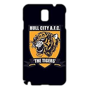 Famous Design FC Hull City Association Football Club Phone Case Cover For Samsung Galaxy Note 3 3D Plastic Phone Case