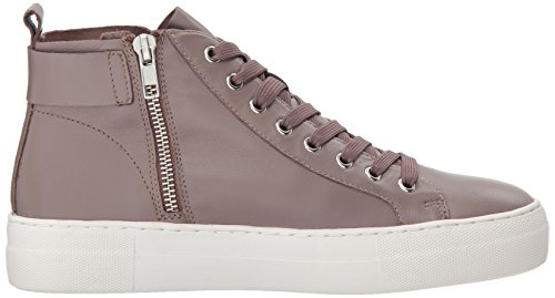 STEVEN by Steve Madden Womens Gyzmo Sneaker Taupe Leather mYWkvaxv