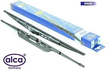 Alca Germany Spoiler Windscreen Wiper Blades Front Replacement Set 2121 AUS2121H Beetle 1998-2010