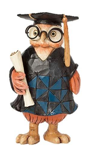 Jim Shore Special Occasions Miniature Graduation Owl Figurine 4039477 New MINI -