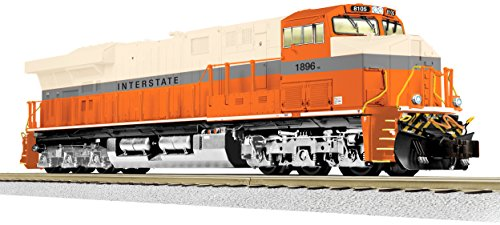 Lionel Trains Interstate Non-Powered #1896 S-Gauge Locomotive
