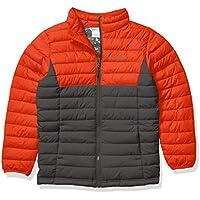 Columbia Powder Lite Jacket (Grill / State Orange)
