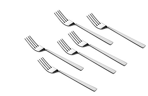 Shapes Captain Stainless Steel Table Forks, Set of 6 Pcs.  21 cm