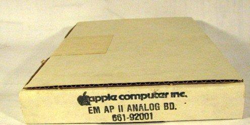 Apple II plus IIe Disk II Analog Card 661-92001