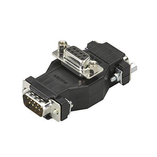 Black Box Data Tap, DB9, (3) DB9 Connectors, MFF ()