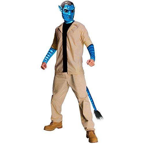 Avatar Jake Sully Costume Size: Standard]()