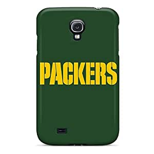 Galaxy S4 Cover Case - Eco-friendly Packaging(green Bay Packers 3)