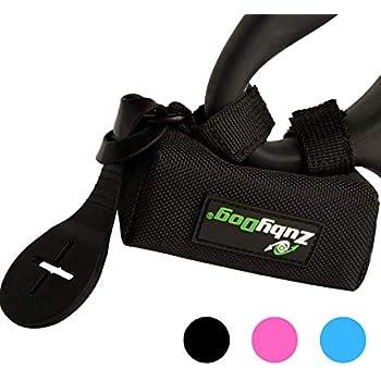 Amazon.com: okydoky bolsas de caca soporte, Negro: Mascotas