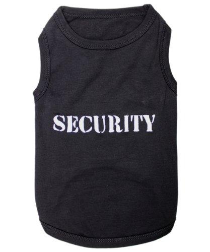 Parisian Pet Security T Shirt Medium
