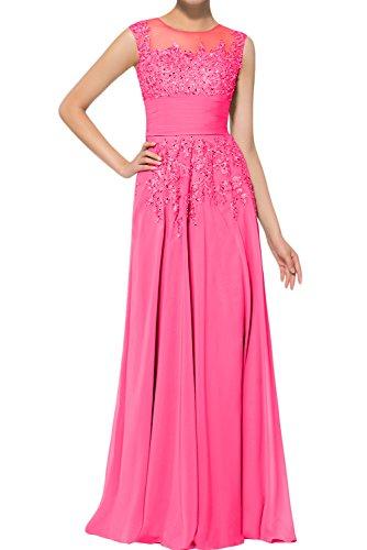 Topkleider Vestido - trapecio - para mujer rosa 34