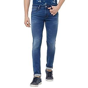 KILLER Men's Blue Slim Fit Jeans