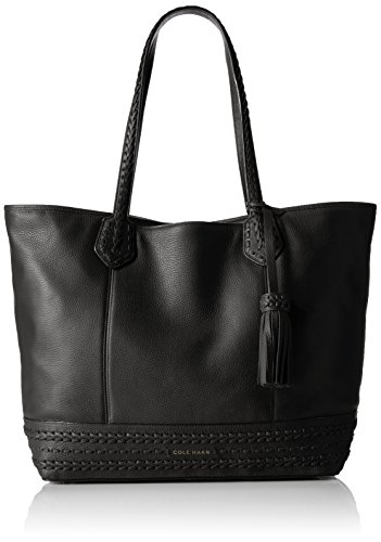 Cole Haan Rilla Triangle Tote, Black