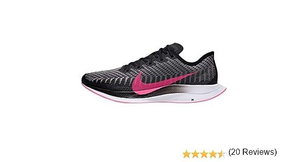Zoom Pegasus Turbo 2 Negro Fucsia AT2863 007: Amazon.es: Zapatos y complementos