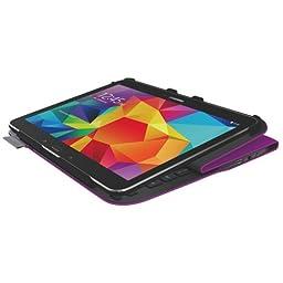Logitech Ultrathin Keyboard Folio for Samsung Galaxy Tab4 10.1 (Purple)