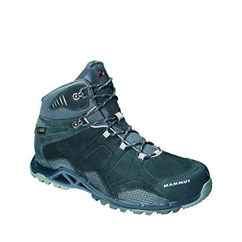Mammut Comfort Tour Mid GTX® SURROUND Men (Backpacking/Hiking Footwear (Mid)) bark-dark-lava