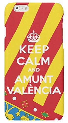 Funda Carcasa Keep Calm Amunt Valencia para LG Ray plástico ...