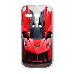 Laferrari Car0X Motorola G Cell Phone Case White persent xxy002_6003421
