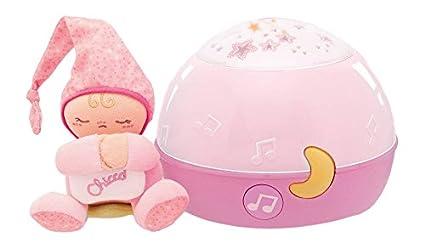 Luce Notturna Bambini Prenatal.Chicco 24271 Gioco First Dream Projector Rosa