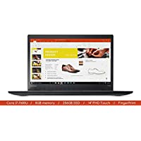 2018 Lenovo Flagship Premium T470s Laptop | 14.0 FHD (1920x1080) MultiTouch IPS Screen with Webcam | 8GB DDR4 RAM | 256GB SSD | WIFI | Bluetooth | Windows 10 Pro