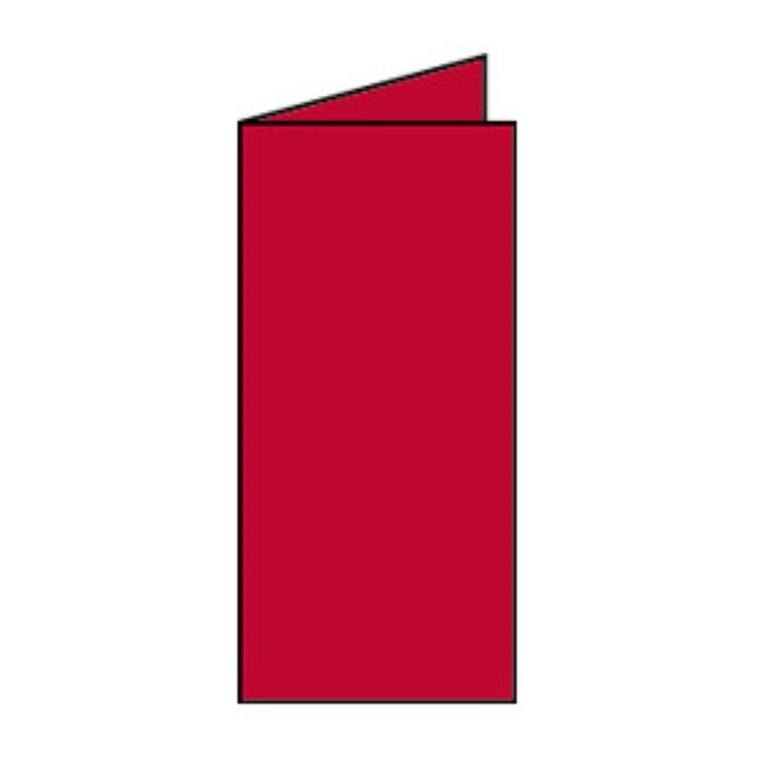 Rössler Papier - - Paperado-Karte DL hd, Rot B07CX9KZVV | Genialität