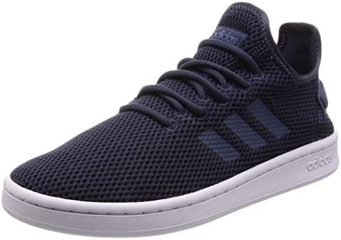 Adidas COURT ADAPT Men's Tennis Shoes, Blue (Trace Blue F17 ...