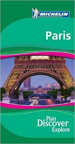 Michelin Green Guide: Paris