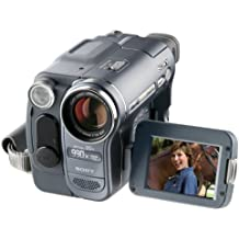 Sony CCD-TRV328 20x Optical Zoom 990x Digital Zoom Hi8 Analog Handycam with SteadyShot (Discontinued by Manufacturer)