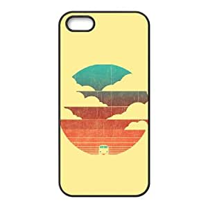 iPhone 4 4s Phone Case Covers Black Driving into the sunset ZAA Phone Cases Australia