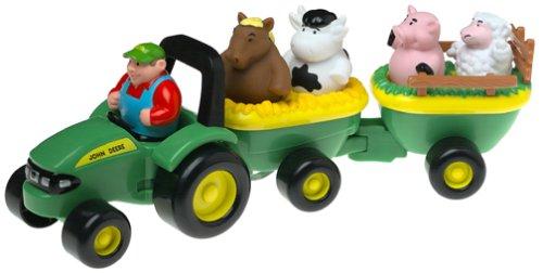 John Deere Kernel Shucks Toy