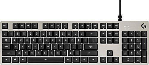 Logitech Keyboard Usb Hub - Logitech - G413 Mechanical Gaming Keyboard - Silver (Renewed)