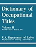 Dictionary of Occupational Titles (Volume II)