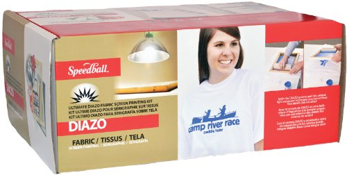 - Ultimate Diazo Fabric Screen Printing Kit 1 pcs sku# 1171862MA
