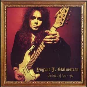 Best of 1990-1999: Yngwie Malmsteen: Amazon.es: Música