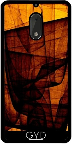 Funda de silicona para Nokia 6 - Abstracto by hera56