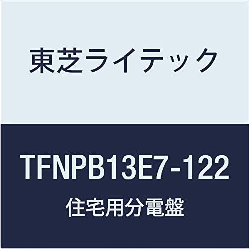 東芝ライテック 小形住宅用分電盤 Nシリーズ 75A 12-2 扉なし 基本タイプ TFNPB13E7-122 B01J9R2G1A