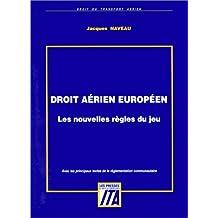 Droit aérien européen
