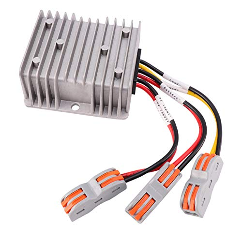 Cabilock Mppt Solarladeregler Solarmodule Batterieregler für Den Innen- Und Außenbereich