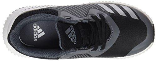 EU K Plamet Fortarun Onix Enfant Mixte Multicolore adidas Negbas 3 Basses Rouge Onyx Sneakers Argent Noir B8xwd6Aq