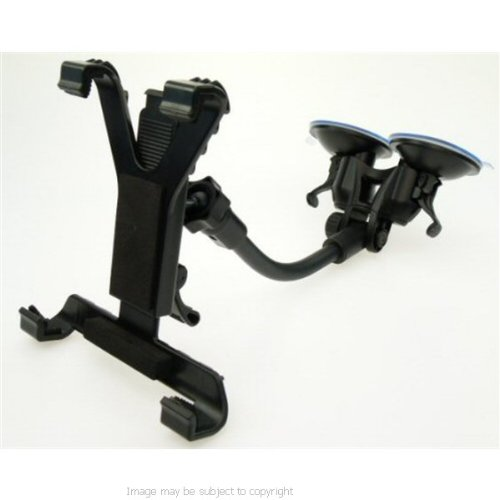 Ultimate Addons Dual Suction Cup Windscreen Mount for the Apple iPad (sku 10084) by Buybits