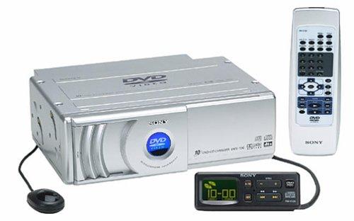 Sony 10-Disc DVD/CD Changer (DVX-100)