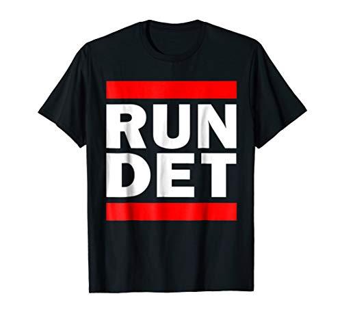 Detroit T-shirt - RUN DET